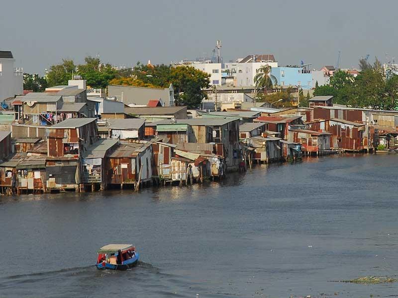 TP.HCM: Di dời 20.000 nhà trên, ven kênh rạch - ảnh 1