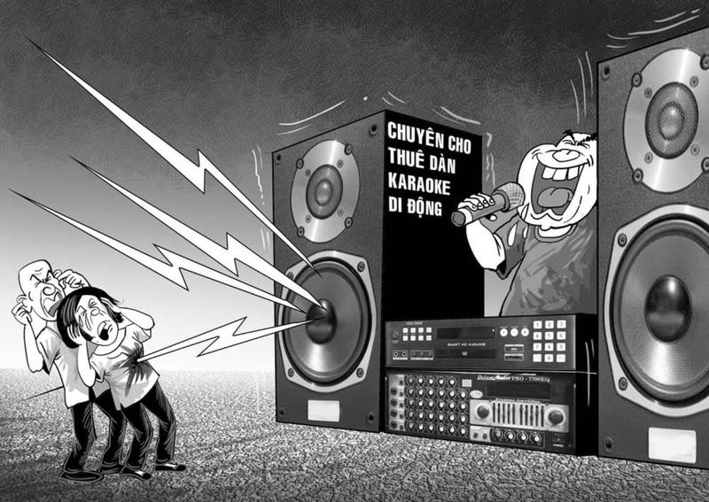 Loa khủng karaoke: Lý giải sự thúc thủ của chính quyền - ảnh 1