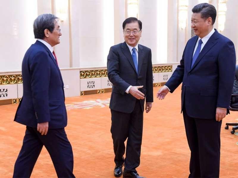 Thượng đỉnh Mỹ-Triều Tiên: Trung Quốc nửa mừng nửa lo - ảnh 1
