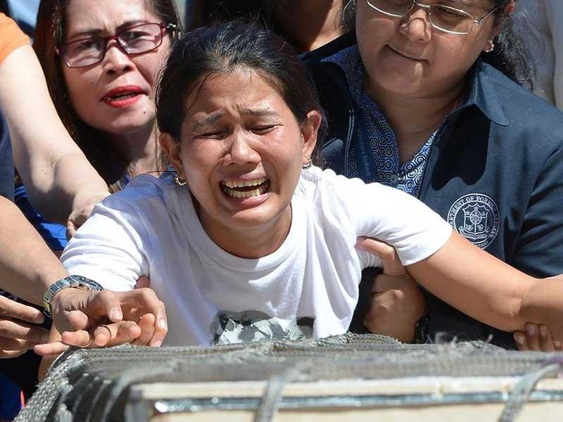 Kuwait-Manila căng thẳng vì 'osin' bị ngược đãi - ảnh 1