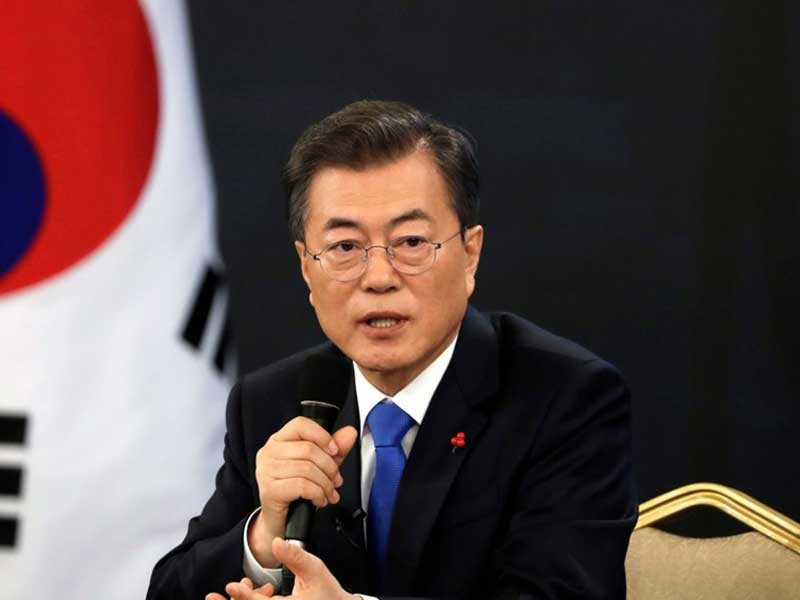 Ván cờ Đông Bắc Á của tổng thống Hàn Quốc - ảnh 1