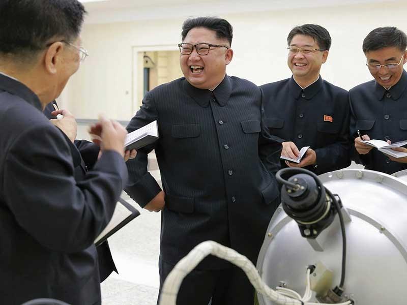 Ván cờ Đông Bắc Á của tổng thống Hàn Quốc - ảnh 2