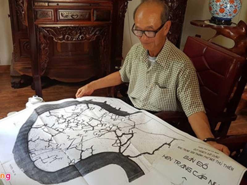 'Không mất bản đồ gốc quy hoạch khu đô thị Thủ Thiêm' - ảnh 1