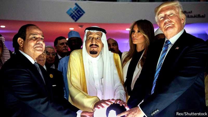 TQ chớp thời cơ thay thế Mỹ ở Trung Đông - ảnh 3