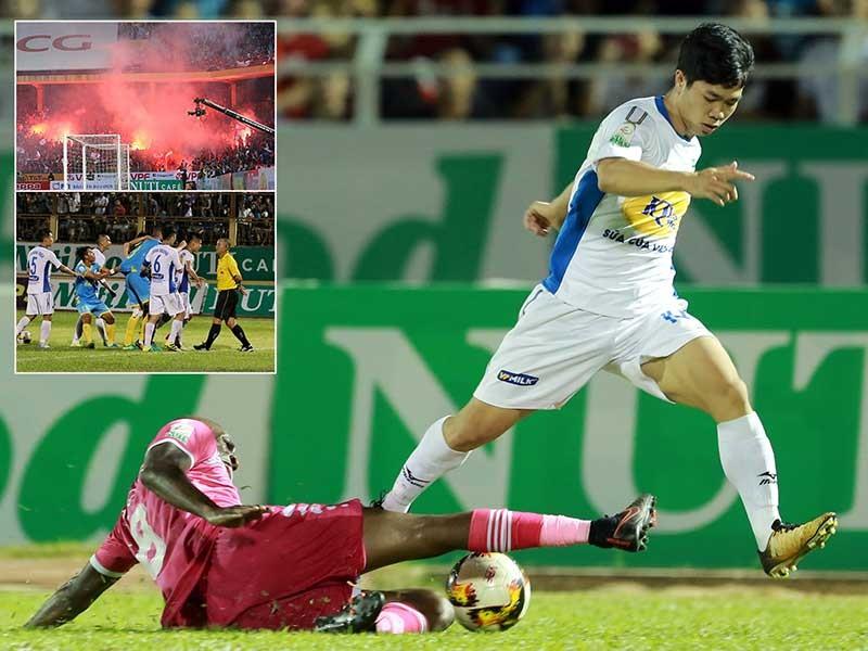 Tảng băng chìm của bóng đá Việt Nam - ảnh 1
