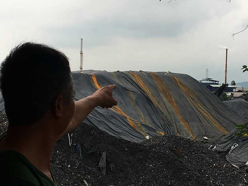 Hơn 500 hộ dân 'tố' nhà máy muối ô nhiễm - ảnh 1
