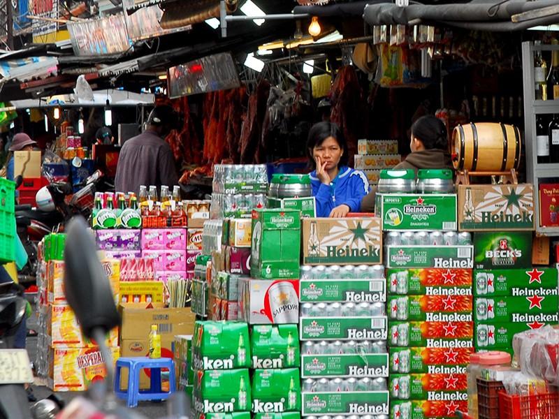 Đại gia bia bại trận, tháo chạy khỏi thị trường Việt - ảnh 1