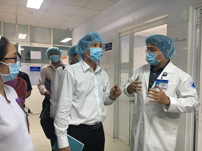 Tình hình ổ dịch cúm ở BV Từ Dũ và biện pháp khống chế - ảnh 1