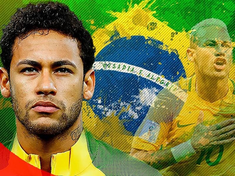 World Cup 2018: Nước mắt Neymar và ngày phục hận của Brazil - ảnh 1