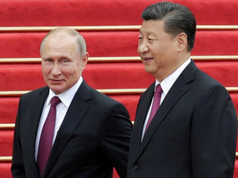 Nga xích lại gần hơn với Trung Quốc - ảnh 1