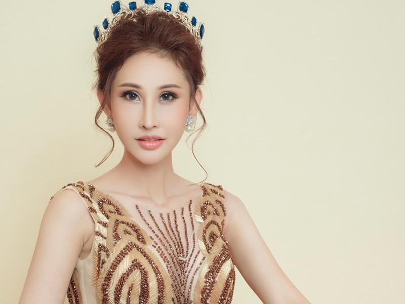 Chuyện đời cô gái mồ côi đi thi hoa hậu châu Á - ảnh 1