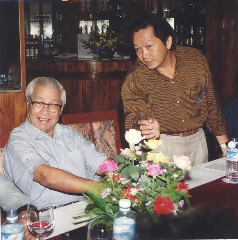 Tầm nhìn và nhân tâm ông Võ Văn Kiệt - ảnh 2