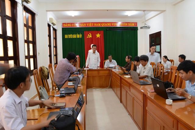 Bình Thuận nỗ lực ổn định các 'điểm nóng' - ảnh 1
