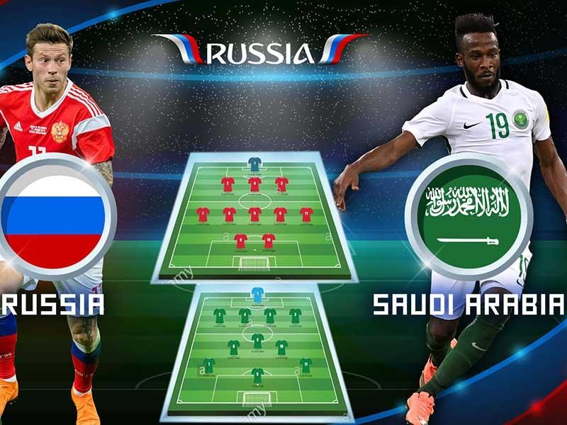 Nga - Saudi Arabia: Dở ít thắng dở nhiều? - ảnh 1