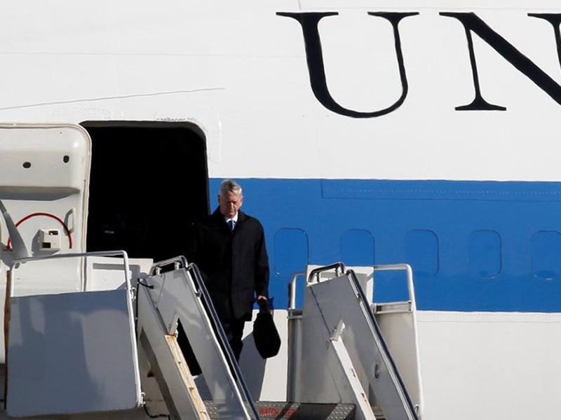 Đằng sau chuyến thăm TQ của Bộ trưởng James Mattis - ảnh 1