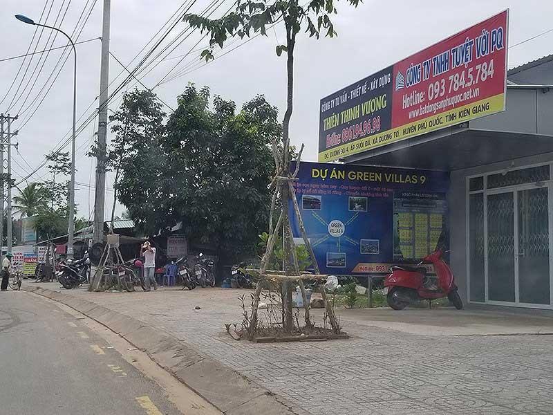 Hàng loạt dự án tại Phú Quốc bị 'treo' - ảnh 1
