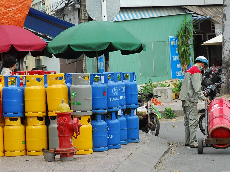 Giải cứu nhà kinh doanh gas nhỏ khỏi cửa tử - ảnh 1