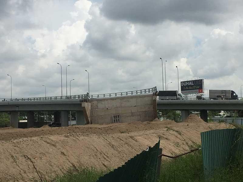Dự án đường Võ Văn Kiệt nối dài bị tắc do đâu? - ảnh 1