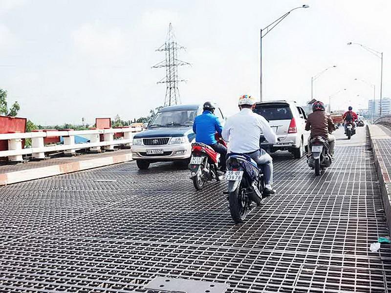 Trên 200 tỉ đồng xây cầu Tân An mới - ảnh 1