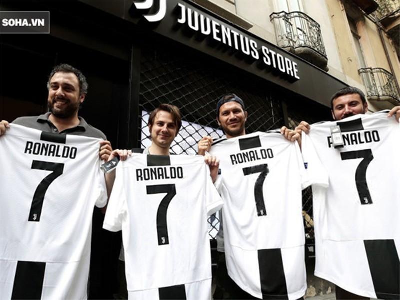 Del Pierro tiết lộ lý do Juventus chi 'khủng' để mua Ronaldo - ảnh 1