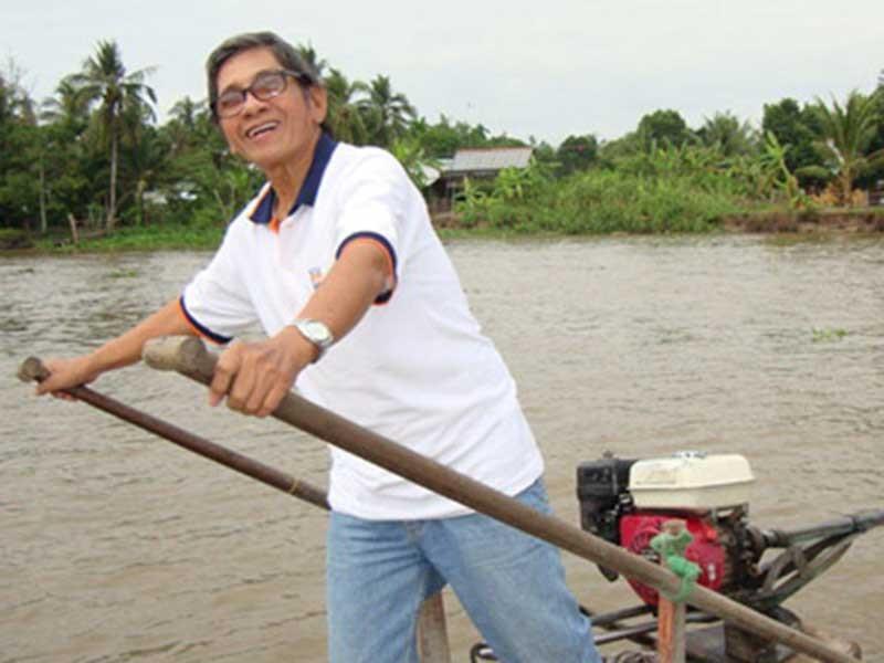 Khi thác rồi, nghệ sĩ Phương Quang vẫn tận hiến cho đời - ảnh 1