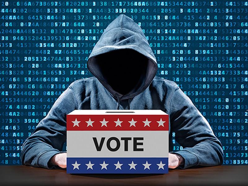 Trẻ con đủ sức tấn công bầu cử Mỹ - ảnh 1