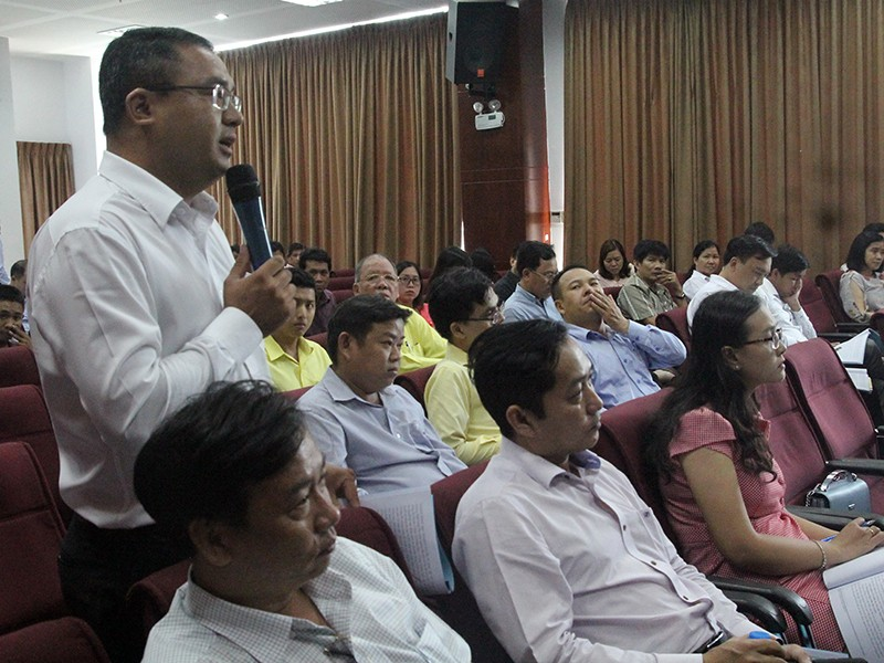 Đề xuất gỡ vướng về bán đấu giá tài sản ở TP.HCM - ảnh 1