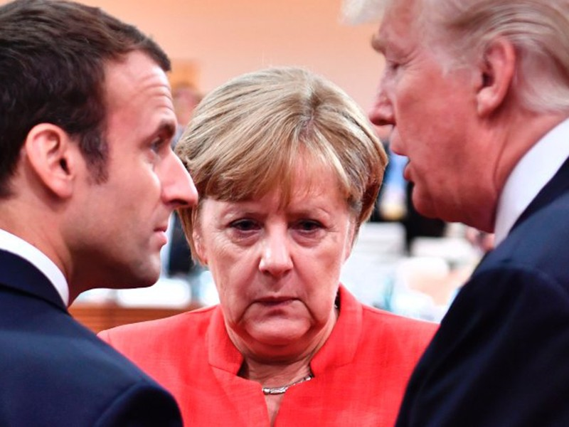 EU khó thoát khỏi ảnh hưởng từ Mỹ - ảnh 1