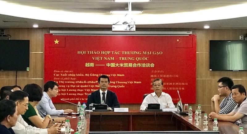 Trung Quốc tăng thuế sốc, gạo nếp Việt đình trệ - ảnh 1