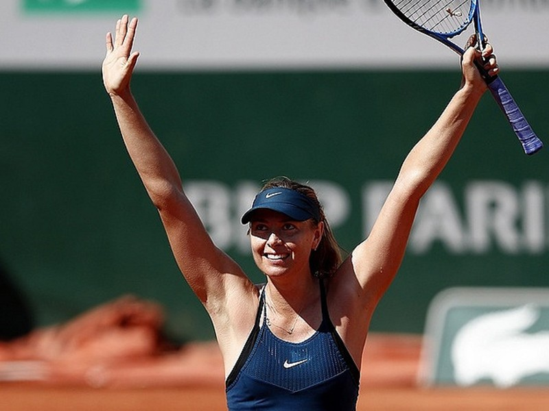 Sharapova không dễ nói lời treo vợt - ảnh 1