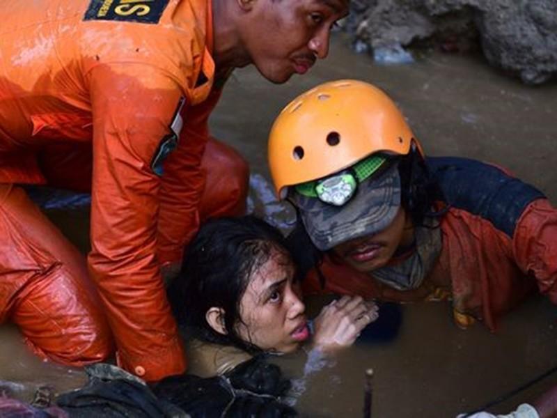 Thảm họa Indonesia: Hơn 1.200 người chết, vì sao? - ảnh 1