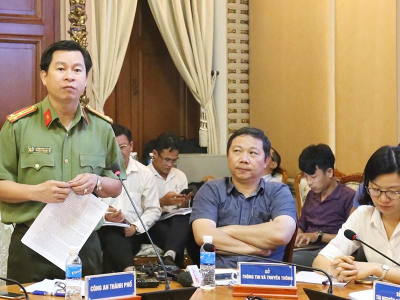 Bảo vệ dân trước nạn đòi nợ thuê ở TP.HCM - ảnh 1