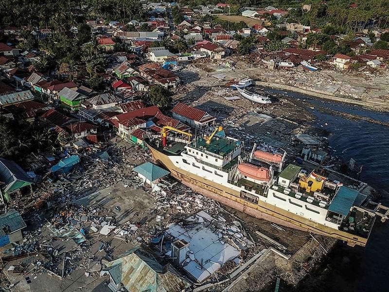 4 nguyên nhân gây thảm họa Indonesia - ảnh 3