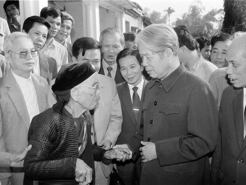 Quốc tang nguyên Tổng Bí thư Đỗ Mười trong hai ngày 6 và 7-10 - ảnh 1