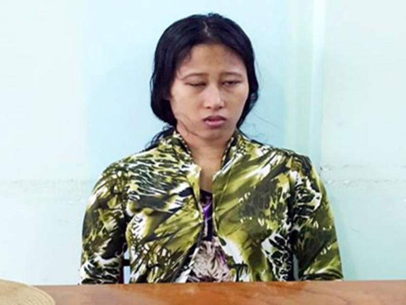 Bắt giam người mẹ sát hại 2 con ruột - ảnh 1