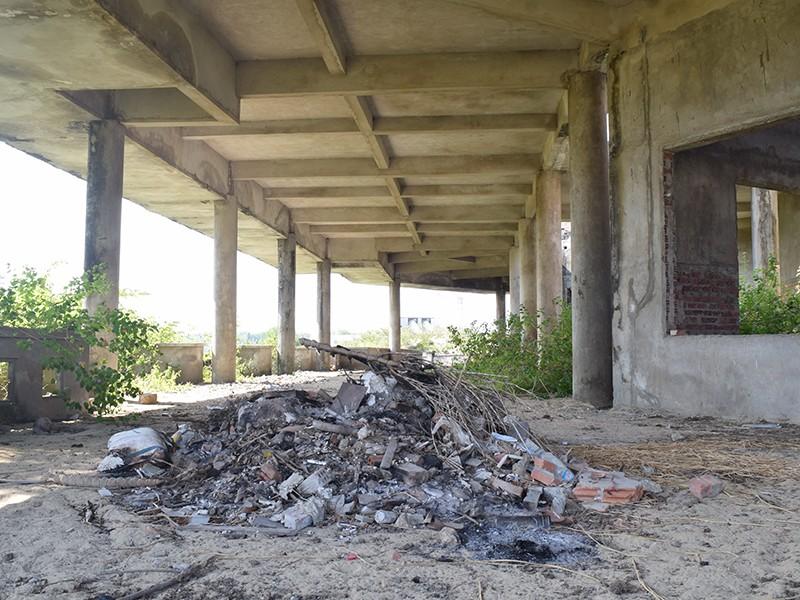 Bỏ hoang công trình nhà hỏa táng 12 tỉ đồng - ảnh 3