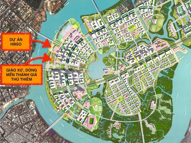 TP.HCM sẽ chi hơn 1.500 tỉ đồng xây nhà hát giao hưởng - ảnh 1