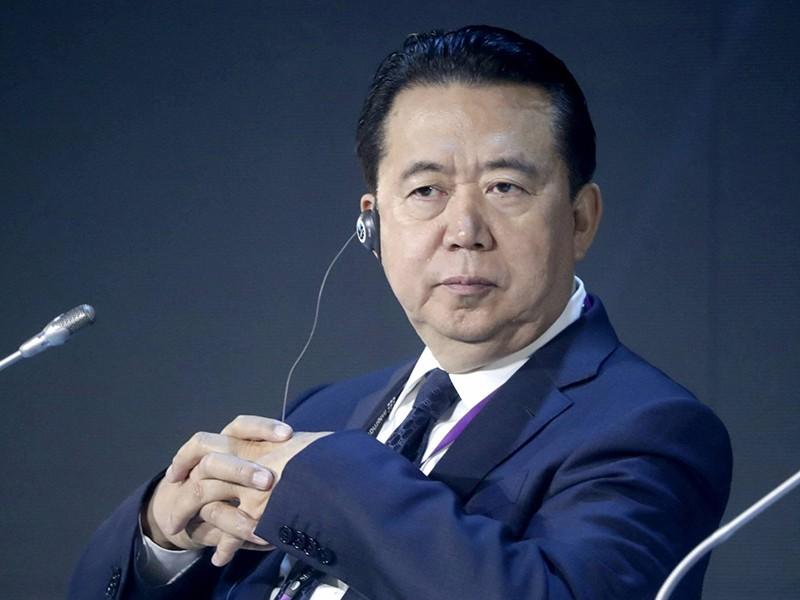 Trung Quốc tiết lộ lý do bắt giữ chủ tịch Interpol - ảnh 1