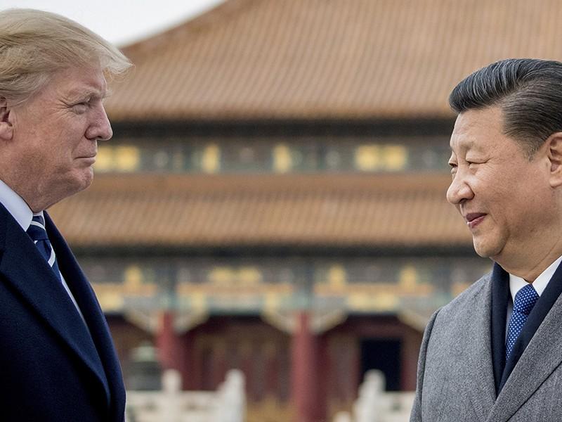 Mỹ tiếp tục dồn ép Trung Quốc? - ảnh 1