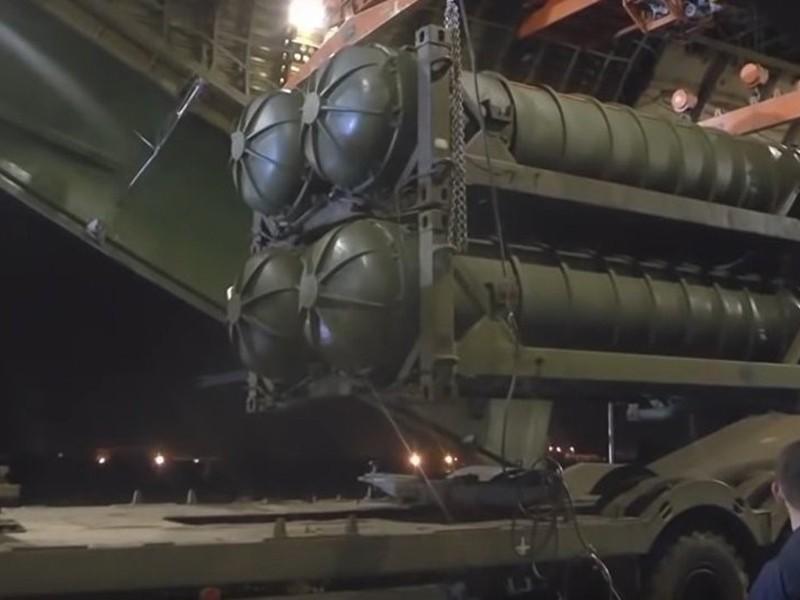 Mỹ đối phó với S-300 của Nga ở Syria - ảnh 1