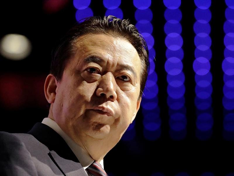 Dấu chấm hết với chủ tịch Interpol ở Trung Quốc - ảnh 1
