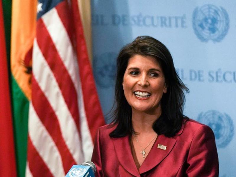 Lý do đại sứ Mỹ tại LHQ từ chức - ảnh 1