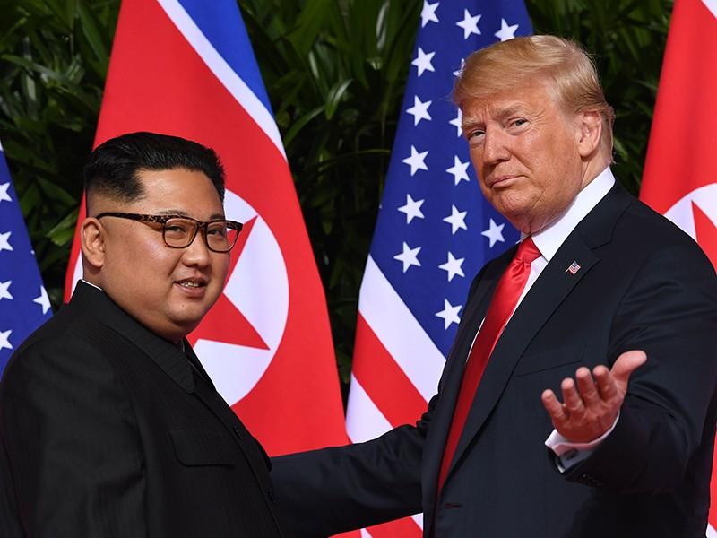 Thượng đỉnh Mỹ-Triều sau bầu cử Mỹ - ảnh 1