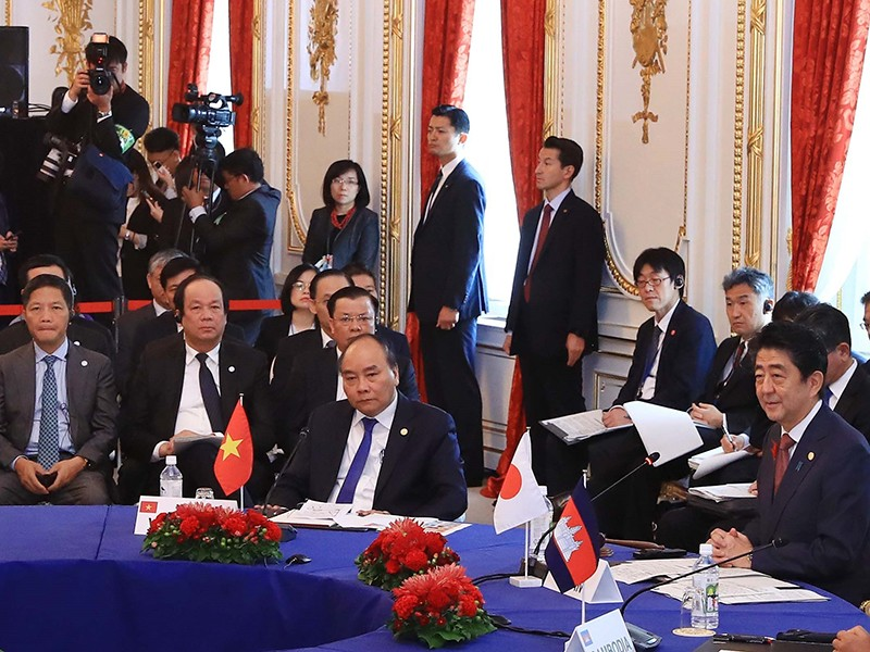 Lãnh đạo các nước thảo luận về vấn đề biển Đông - ảnh 1