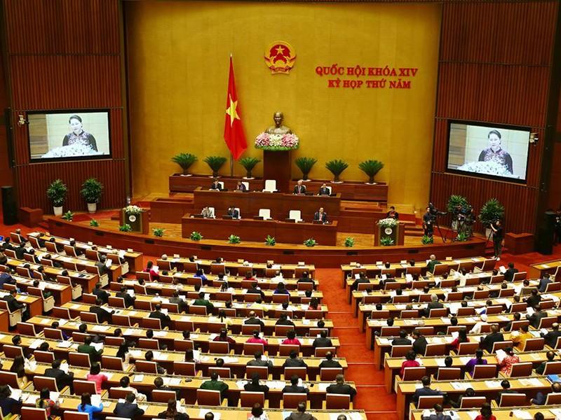Hôm nay Quốc hội sẽ giới thiệu nhân sự để bầu Chủ tịch nước - ảnh 1
