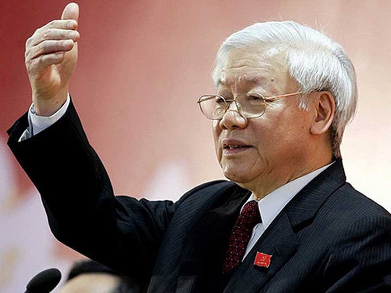 Uy tín của Đảng hội tụ ở Tổng Bí thư Nguyễn Phú Trọng - ảnh 2