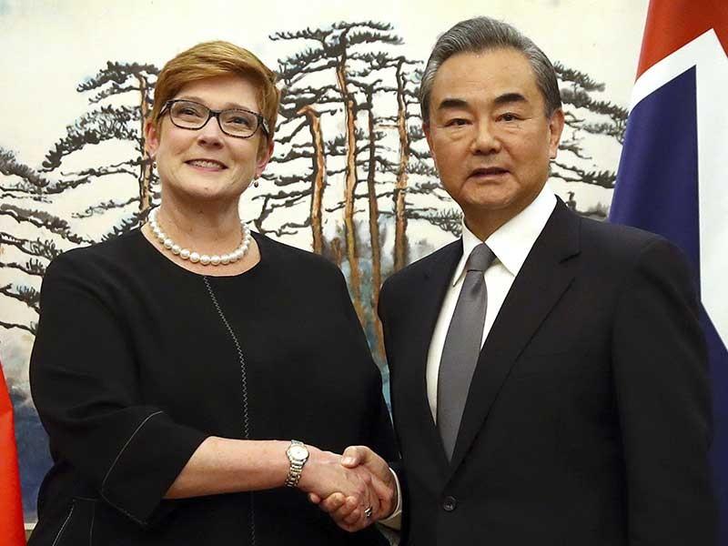 Ông Vương Nghị: 'Trung Quốc có thể là đối tác với Úc' - ảnh 1