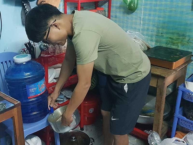 Dân Đà Nẵng than trời vì thiếu nước sạch - ảnh 1
