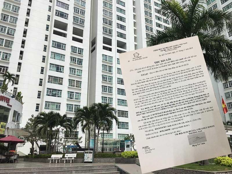 Ban quản lý chung cư có được tự ý vào nhà dân? - ảnh 1