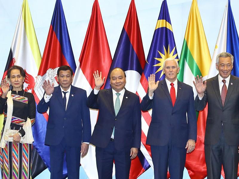 Thủ tướng Nguyễn Xuân Phúc dự Hội nghị ASEAN-Hoa Kỳ - ảnh 1